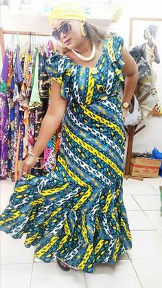 African Print Clothing, African Print Dresses, African Print Fashion, Tribal Fashion, African Wear, African Attire, African Women, African Dress, African Clothes
