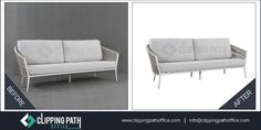 #Clipping #Path Office leave no stone unturned to take your business to the next level. Our team is professional and well trained in adding required effects to the images. Background Remover, Designer Image, Image Editing, Outdoor Sofa, Ecommerce, Love Seat, Stone, Business, Furniture