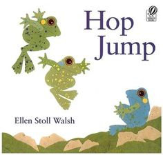 Picture-Book-a-Day: Book #21: Hop Jump by Ellen Stoll Walsh