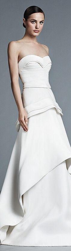 #wedding #weddingdress J. Mendel