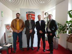 Bericht vom Besuch des FDP NRW Generalsekretärs Joachim Stamp beim Bochumer IT-Security Unternehmen G Data Software AG  http://dasistmeinefdp.blogspot.de/2012/04/joachim-stamp-besucht-it-unternehmen-in.html