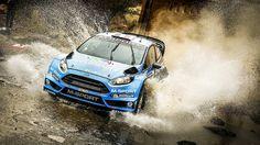 WRC Mexico 2016 M Sport Ford Fiesta E.Camilli