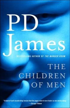 The Children of Men by PD James The Children of Men is a story of a world with no children and no future. The human race has become infertile, and the last generation to be born is now adult. Civilization itself is crumbling as suicide and despair become commonplace. Two people come together to see if they can save themselves, and perhaps the human race.