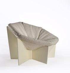 Pierre Paulin Spider Chair, 1965