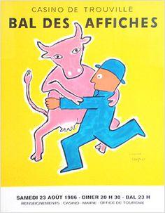 Bunkamura ドゥ マゴ パリ祭 特別連動企画 レイモン・サヴィニャック展 パリの街が愛したポスター | 展覧会情報 | ギャラリー | Bunkamura