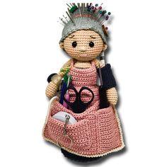 Mesmerizing Crochet an Amigurumi Rabbit Ideas. Lovely Crochet an Amigurumi Rabbit Ideas. Crochet Pincushion, Crochet Amigurumi, Amigurumi Doll, Amigurumi Patterns, Knitting Patterns, Crochet Patterns, Afghan Patterns, Doll Patterns, Free Knitting