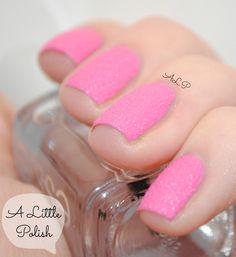 Pink! Love it!