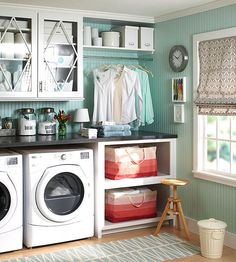 Two-Person Household Doing the laundry once a week is generally sufficient, but plan for additional loads if you wash uniforms, work clothes, or gym clothes. If dress shirts and suits are part of your attire, add a weekly trip to the dry cleaners.