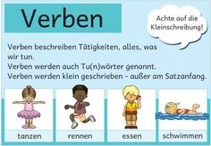 """Matching the mini knowledge index """"part of speech"""" there are now also notices for the … - Education 2019 Trend Classroom Organization, Classroom Management, What Is Parenting, Education World, German Language Learning, Learn German, Parts Of Speech, Play To Learn, Home Schooling"""