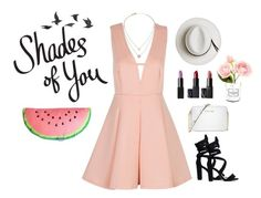 """""""Summer party"""" by udggv24 on Polyvore featuring Michael Kors, Calypso Private Label, Jayson Home and Chanel"""