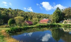 Groupon - Stay at Glasbern Inn in Lehigh Valley, PA, with Dates into March in Fogelsville, PA. Groupon deal price: $95