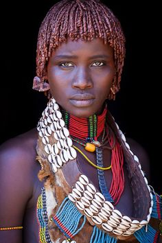John Kenny: African Beauty photography exhibition (Condé Nast Traveller)
