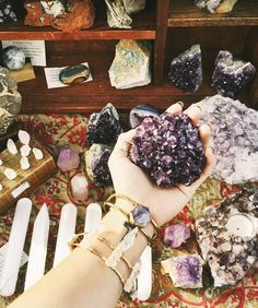 Amethyst is an extremely powerful and protective stone with a high spiritual vibration. It guards against psychic attack, transmuting the energy into love. A natural tranquilliser, Amethyst blocks geopathic stress and negative environment energies. Its serenity enhances higher states of consciousness and meditation.