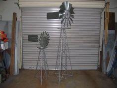 TheBackShed.com - Scale Model Windmills
