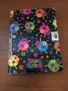 Lisa Frank notebook dream Writers by HollyWouldFind on Etsy