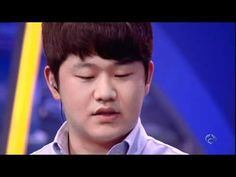 Korea's Got Talent Sung Bong Choi in (El Homiguero)