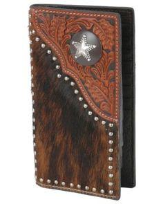 Justin® Bi-Fold Rodeo Wallet/Checkbook Cover 1744602