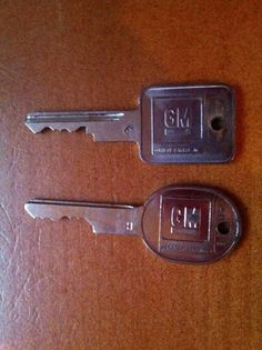 Remember when you had to have 2 keys?..one for the ignition and one for the doors - My first car was like that.