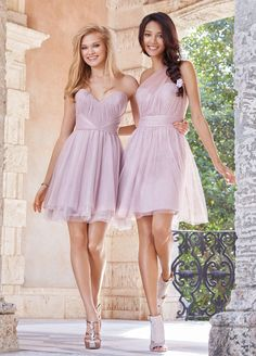Bridesmaids, Special Occasion Dresses and Bridal Party Gowns by JLM Couture - Style 5512
