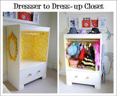 Image Detail For   Girlsu0027 Dress Up Closet U2014 Finished! | Sean Camden | Kids  Decor | Pinterest | Kid Decor