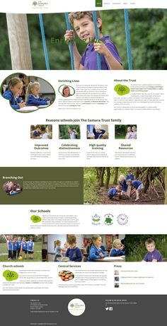 The Samara Trust in Cheshire Samara, Primary School, Chester, Trust, Web Design, Life, Upper Elementary, Design Web, Website Designs