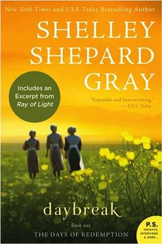 Bargain e-Book: Daybreak {by Shelley Shepard Gray} ~ 1.99!  #ebooks