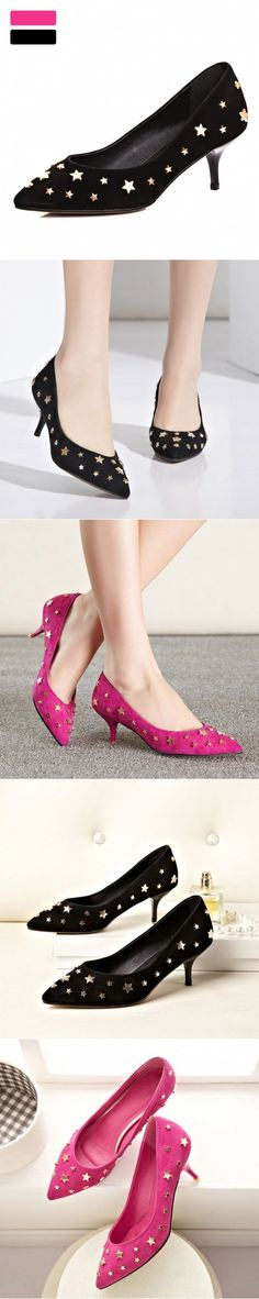 Red Wedges High Heel Sandals Bows Prom Shoes Boots Classic Slip Resistant Matte…