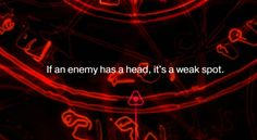 Great tip from DOOM loading screen