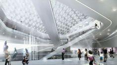 Project: Kaohsiung Marine Gateway - Asymptote Architecture