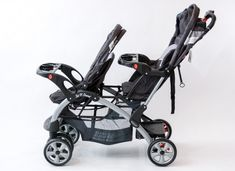 The Sit 'N Stand isn't the best version of this style of stroller that we reviewed.