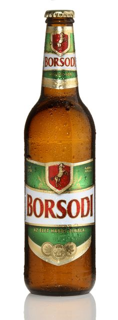 Borsodi. Hungary Beers Of The World, Love Your Family, Heart Of Europe, Beer Brands, Beer Labels, Brewery, Beer Bottle, Liquor, Nostalgia