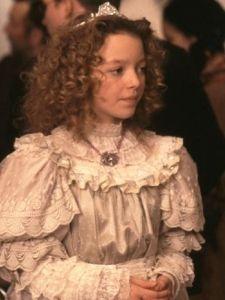 "Felicity King ""Gema Zamprogna"" elder daughter of Janet and Alec."