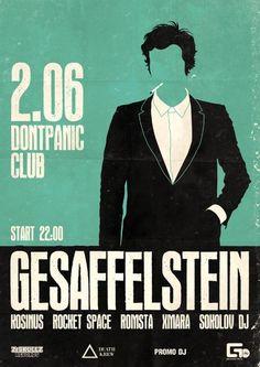Gesaffelstein @ Don't Panic Club