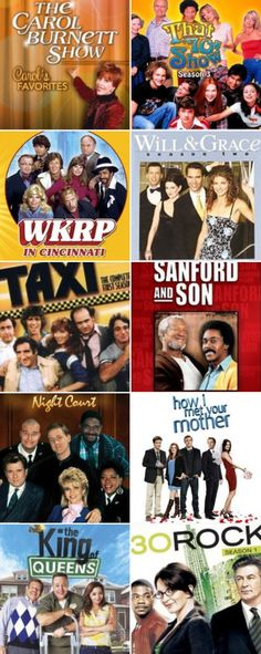 My Picks: Favorite TV Comedies of All Time