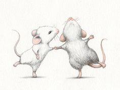 Cute Illustrations - Stuart's Colouring-in