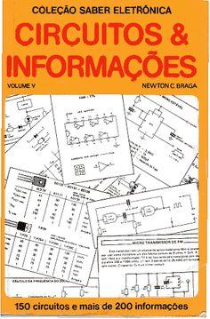 Baixar livro em PDF Circuitos e Informações volume 5 – Newton C. Braga