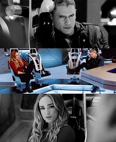 yeah i bet that one sounded more convincing in your head.  SARA LANCE    LEONARD SNART    LEONARD X SARA    1X07