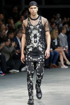 Givenchy • Spring/Summer 2015 Menswear • Paris