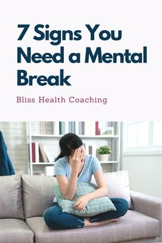 Everyone has stressful seasons in their life. Being a stay at home mom can even be stressful. Find out if you need a mental break and how you can relax and reduce the stress in your life. #stress #destress #momlife #relax Feeling Depressed, Feeling Overwhelmed, Feeling Helpless, Mental Break, Good Mental Health, Dealing With Difficult People, Advice For New Moms, Baby On A Budget, Spiritual Health