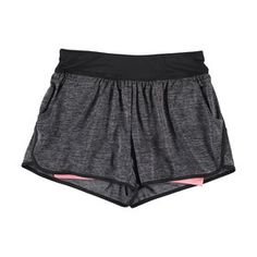 Performance Shorts Kmart $12 http://www.uksportsoutdoors.com/product/new-look-womens-space-dye-panel-sports-leggings-grey-charcoal-small/