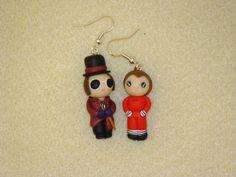 Willy Wonka e Oompa Loompa by LeNinfeCreation.deviantart.com on @deviantART