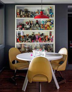 Toques divertidos na decoração. Veja: http://www.casadevalentina.com.br/blog/detalhes/toques-divertidos-na-decoracao-3106 #decor #decoracao #interior #design #casa #home #house #idea #ideia #detalhes #details #style #estilo #casadevalentina #produtos #products #online