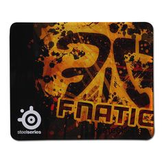 2017 New Best selling Mouse Pad LOGO FNATIC Customized DOTA Rectangle Non-Slip Rubber Gaming Mouse Pad Game Anime MousePad