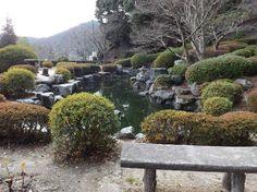 Kikko Park: Iwakuni, Japan