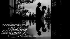 """Reveal the intimate moments behind every """"I do"""", and build your business with stunning, documentary-style wedding portraits."""