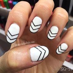 Εκπληκτικά γεωμετρικά νύχια!!!