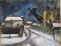 Al Castello Ursino la mostra di 140 dipinti di Marc Chagall dell'Israel Museum | LASICILIA.IT