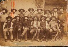 "Texas Rangers of Company B"""