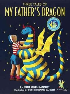 My Father's Dragon, Ruth Stiles Gannett    This fantastical, whimsical series about the very resourceful Elmer Elevator, who sets off to rescue a baby dragon after a stray cat suggests it, was one of our favorites as children. Plus, it has the reboot built right in — all the stories are about the narrator's father's dragon, but maybe it's time for him to find one for himself. On to Blueland!