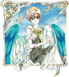Sailor Moon, Haruka Tenou